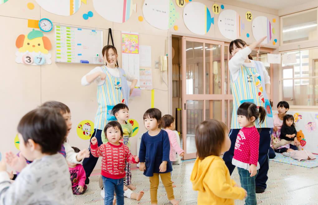 0~2歳児クラス