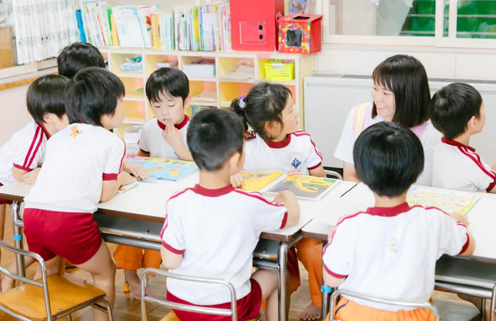 3~5歳児クラス